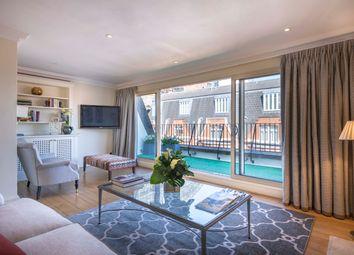 Thumbnail 1 bed flat to rent in Basil Street, Knightsbridge