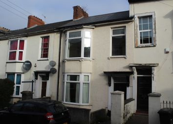 Thumbnail 4 bed terraced house for sale in York Place, Newport