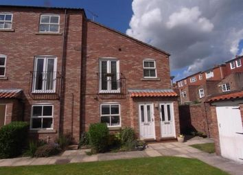 Thumbnail 2 bedroom flat to rent in Alne Terrace, York