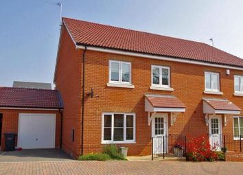 Thumbnail 4 bed semi-detached house for sale in Meek Road, Newent