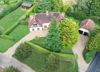 Thumbnail 4 bed detached house for sale in Shellow Road, Willingale, Ongar