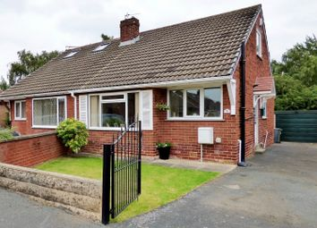 Thumbnail 2 bedroom semi-detached bungalow for sale in Sandyacres, Rothwell