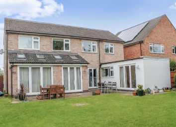 Thumbnail 5 bedroom detached house for sale in Southernhay Close, Stoneygate, Leicester