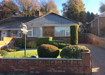 Thumbnail 2 bed bungalow for sale in Dale Valley Close, Southampton