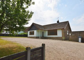 Thumbnail 3 bedroom detached bungalow to rent in Main Road, Theberton, Leiston