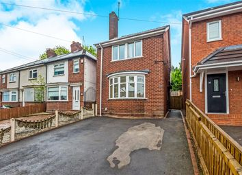 Thumbnail 3 bed detached house for sale in Manor House Road, Wednesbury
