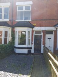 Thumbnail 4 bedroom shared accommodation to rent in Woodbine Avenue, Leicester