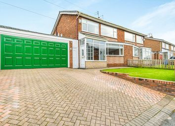 Thumbnail 3 bed semi-detached house for sale in Tithebarn Road, Knowsley, Prescot