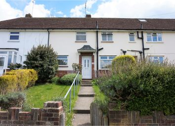 Thumbnail 2 bed terraced house for sale in Taunton Road, Brighton