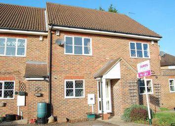 Thumbnail 3 bed terraced house to rent in Hawthorne Place, Epsom