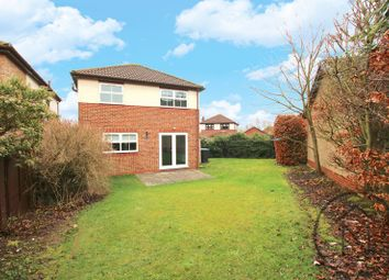 Thumbnail 3 bed detached house for sale in The Grange, Woodham, Newton Aycliffe
