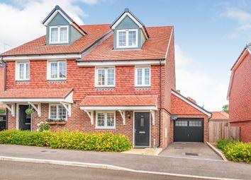 Ridgeway, Haywards Heath RH17. 3 bed semi-detached house for sale