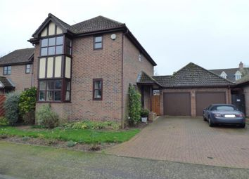 3 bed detached house for sale in Kempston, Bedford MK42