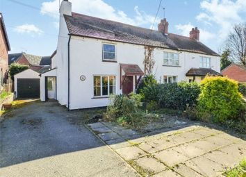 Thumbnail 2 bed semi-detached house for sale in Bangor Road, Overton, Wrexham