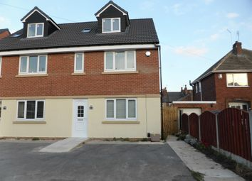Thumbnail 3 bed semi-detached house for sale in North Gate, Mexborough