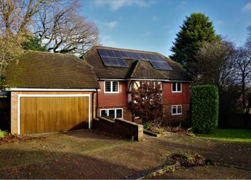 Thumbnail 5 bed detached house to rent in Burston Gardens, East Grinstead