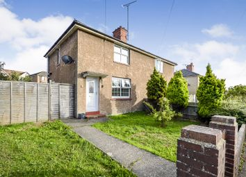 Thumbnail 2 bed semi-detached house for sale in Bending Crescent, Bexhill-On-Sea