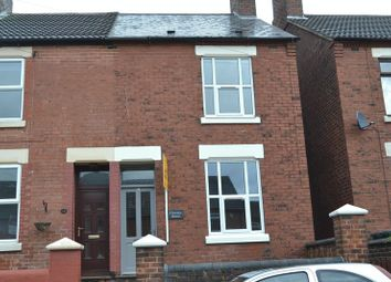 Thumbnail 3 bedroom semi-detached house to rent in Bernard Street, Woodville, Swadlincote