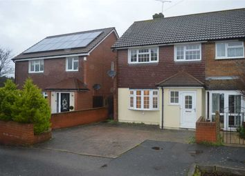 Thumbnail 3 bed property to rent in Glebe Place, Horton Kirby, Dartford