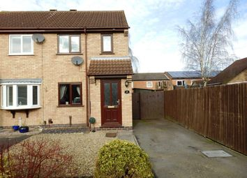 Thumbnail 2 bed semi-detached house for sale in Cherwell Close, Hinckley
