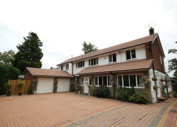 Thumbnail 5 bed detached house for sale in Oakenrod Hill, Oakenrod, Rochdale