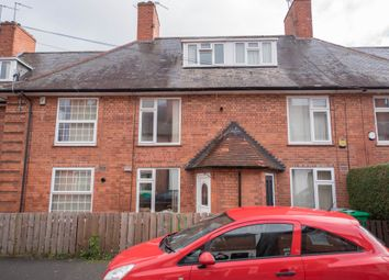 3 bed terraced house for sale in Woolmer Road, Nottingham NG2