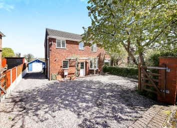 Thumbnail 3 bed semi-detached house for sale in Keepers Lane, Weaverham, Northwich