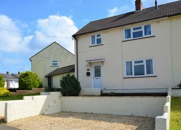 Thumbnail 3 bed semi-detached house for sale in Temple Crescent, Tiverton