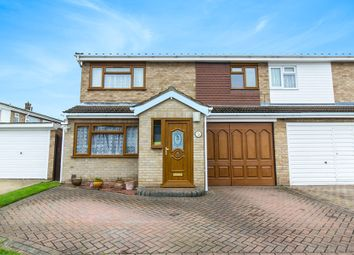 4 bed semi-detached house for sale in Hogarth Drive, Shoeburyess SS3