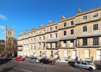 Thumbnail 3 bedroom flat for sale in Raby Place, Bathwick, Bath