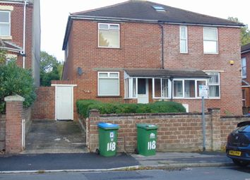 Thumbnail 6 bed terraced house to rent in Broadlands Road, Southampton