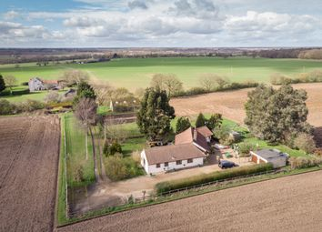 Thumbnail 4 bedroom detached bungalow for sale in Langford Road, Wickham Bishops, Witham