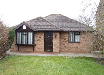 Thumbnail 2 bed detached bungalow for sale in Beech Grove, Holton-Le-Clay, Grimsby