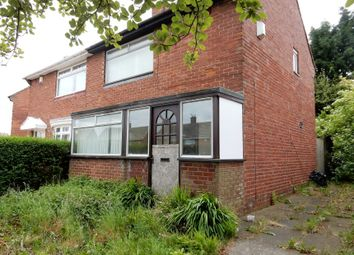 Thumbnail 2 bedroom semi-detached house for sale in 17 Ravenscourt Road, Hilton Redhouse, Sunderland, Tyne And Wear