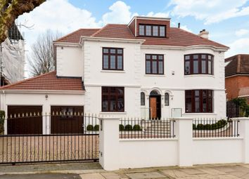 Thumbnail 8 bed detached house to rent in Beechwood Avenue, Finchley N3,