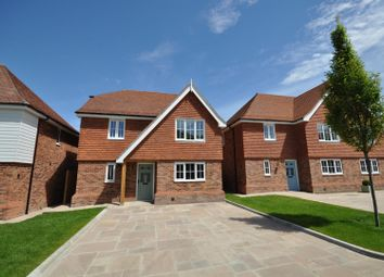 Thumbnail 3 bed detached house for sale in Oak Fields, Hailsham