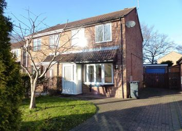 Thumbnail 3 bed semi-detached house for sale in Stenigot Road, Lincoln