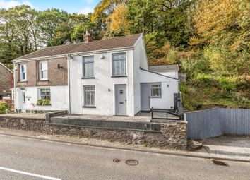 Thumbnail 3 bedroom semi-detached house for sale in Siop Y Coed, Tonteg, Pontypridd