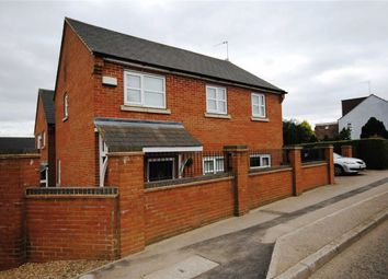 Thumbnail 3 bed detached house for sale in Kettering Road, Broughton, Kettering