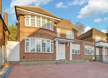 Thumbnail 6 bed detached house for sale in St Marys Avenue, Finchley Central, London