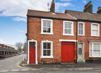 Thumbnail 3 bed terraced house to rent in George Street, Driffield