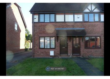 Thumbnail 2 bed semi-detached house to rent in Kensington Court, Winsford