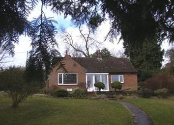 Thumbnail 2 bedroom bungalow to rent in Hillcliff Lane, Turnditch, Belper