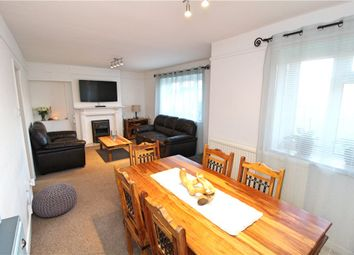 Thumbnail 3 bedroom flat for sale in St. Swithins Court, St Swithins Road, Bridport, Dorset