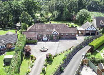 Thumbnail 4 bedroom detached bungalow for sale in Hinsley Mill Lane, Market Drayton