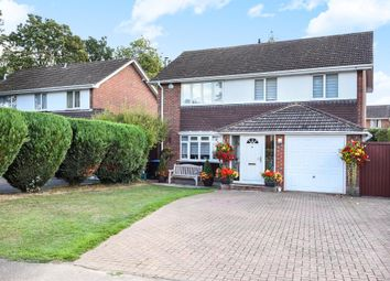 Thumbnail 4 bedroom detached house for sale in Leverstock Green, Hertfordshire