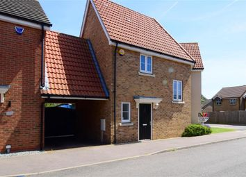 Thumbnail 3 bed semi-detached house for sale in Blenheim Square, Epping, Essex