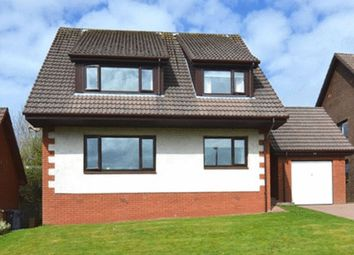 Thumbnail 5 bed detached house for sale in Castle View, West Kilbride