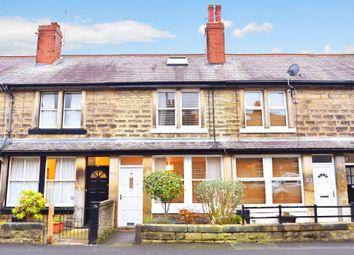 Thumbnail 3 bed terraced house for sale in Coronation Grove, Harrogate