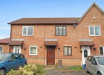 Thumbnail 2 bedroom terraced house for sale in Scotney Close, East Hunsbury, Northampton